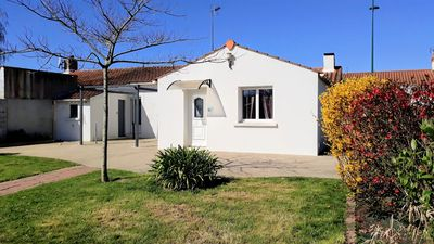 Photo for Vendée house of 80 m² in a charming village crossed by the Ligneron.