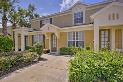 Kissimmee awaits you at this charming vacation rental townhome.