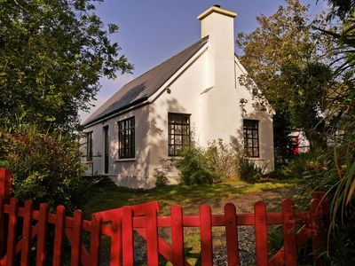 Photo for Small romantic cottage in secluded location approx 5 km from the small village of Glenbeigh wi…