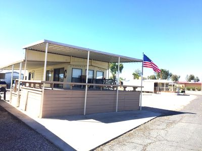 Photo for 1 bd/1ba lakeview vacation spot on the Island in Havasu