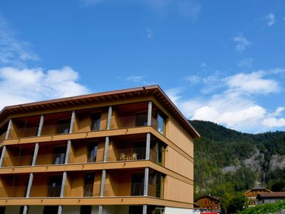 Photo for 1BR Apartment Vacation Rental in Meiringen, Oberhasli