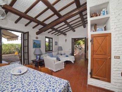 Photo for last minute 20% discount on the island of Elba large villa in the pine forest