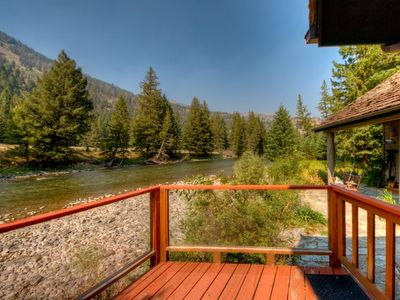 Photo for Fly Fishing House with Private Hot Tub!
