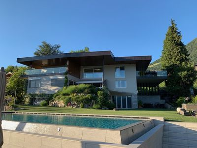 Photo for Fantastic Chalet with Exclusive Furnishings, Pool, Whirlpool and Spa Access