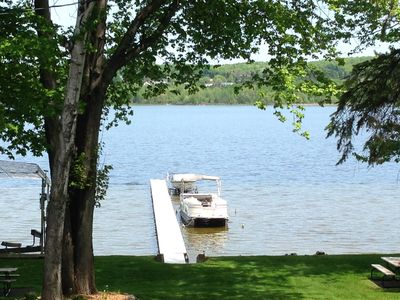 Photo for FALL WEEKENDS AVAILABLE Lake Charlevoix Home On Desirable South Arm