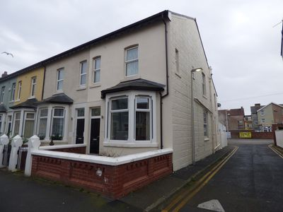 Photo for 4 Bed Blackpool Holiday House - Sleeps 10 + Baby
