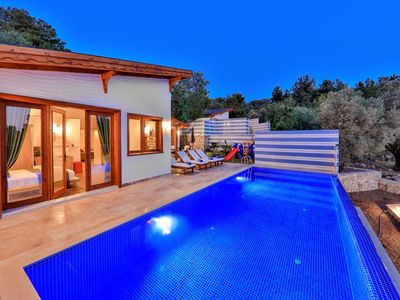 Photo for Luxury 2 Bedroom Villa in Totally Private Setting