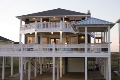 Photo for PIRATE'S ESCAPE - LARGE BEACHFRONT - OUTDOOR KITCHEN - SLEEPS 30!