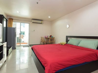 Photo for Comfy 32 SQM with Wi-Fi near BTS