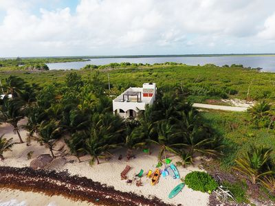 Photo for Brand New Beach Villa in Mahahual