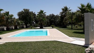 Photo for Holiday home / dependance with greenery