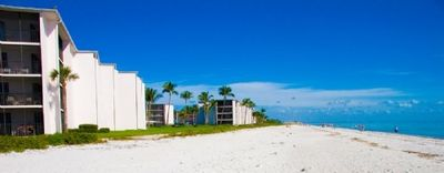 Located on one of Sanibel's most beautiful stretch of beach.