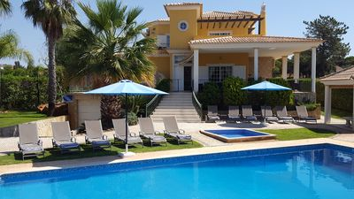 Photo for Exclusive 6 bedroom Villa with Private pools, Games Room, Cinema, Gym and Sauna