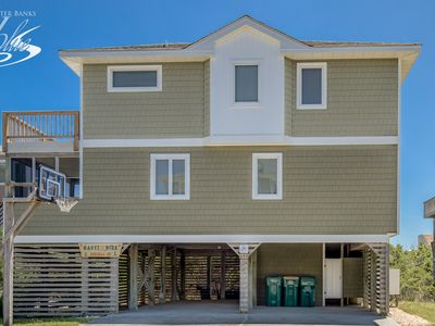 Photo for Nauti and Nice | 320 ft from the beach | Hot Tub, Community Pool