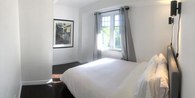 Photo for Sun Filled 2 Bedroom with Balcony by Kensington Market