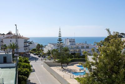 Stunning sea & Albufeira views from the apartment