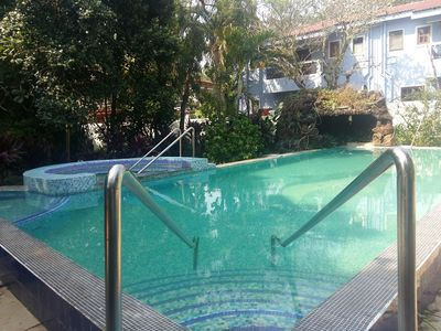 Photo for Beautiful 3 BHK Villa with pool in Tranquility ofNature