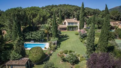 Photo for La Bastide - Grimaud.  Stunning Family Villa