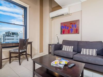 Photo for PERFECTLY LOCATED // 1 BEDDER WITH GYM, SPA, & PARKING