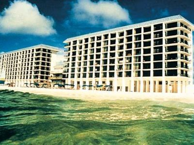 Photo for One Bedroom Ocean Front Luxury Condo, Panama City Beach (1983600)