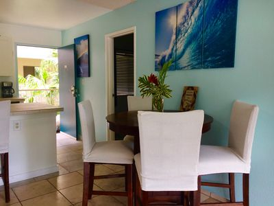 Photo for PERFECT LOCATION! SLEEPS UP TO 8~ 3 MINUTE WALK TO BEST BEACHES~WALK EVERYWHERE!