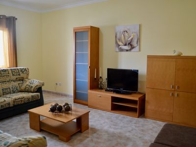 Photo for Poeta Pardal Apartment - 450 meters from the beach