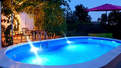 Photo for *NEW*Summer villa with private pool in Solin, 6 km  from Split city center