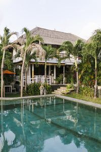 Photo for CHARMING TROPICAL 2 BR - 2 BA private villa Umalas , 8min by scooter to beaches