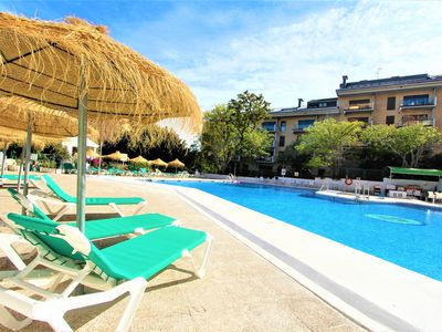Photo for APARTMENT IN PISCIS, NEAR THE BEACH AND THE CENTER OF BENALMÁDENA. 508