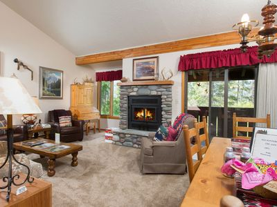 Photo for Cozy condo nestled in the Aspens~Close to Jackson and Teton Village!