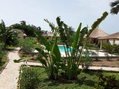 Photo for Pacotouty lodge guest house, swimming pool, near ocean