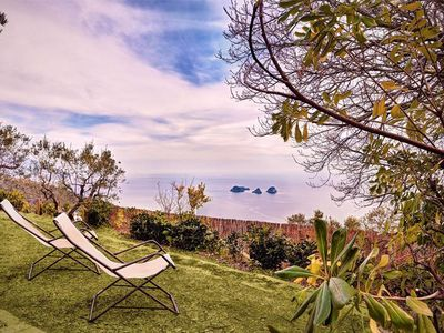 Photo for Mirò Torca - with Beautiful views of the Amalfi Coast from your sun-drenched terrace