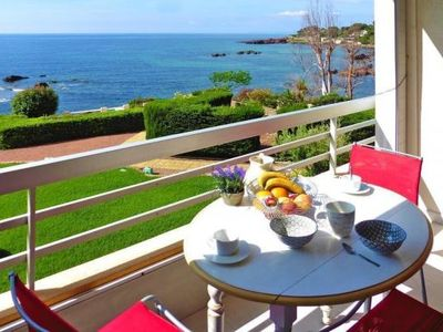 Photo for Holiday flat, St. Raphaël  in Var - 3 persons