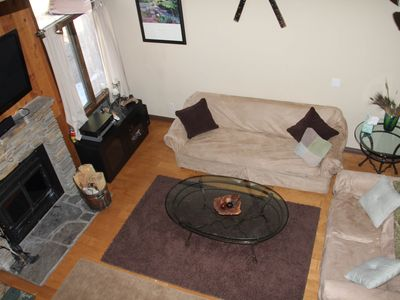 Photo for Spacious, Updated Family-friendly Mammoth condo with loft