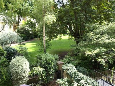 Photo for Luxury Duplex Huge Garden, Gym, West End 2m in Little Venice