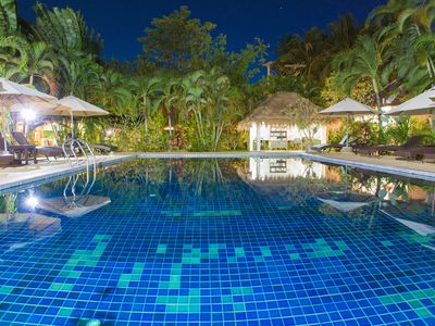 Photo for Private 16 bedroom villa