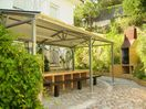 Principal BBQ with covered terrace