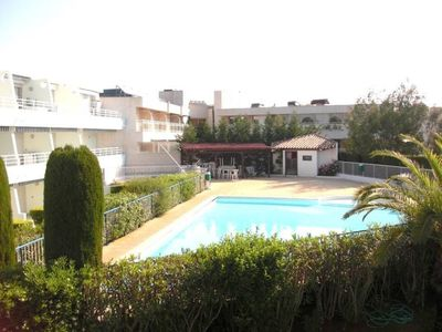 Photo for APARTMENT ANY COMFORT VIEW SWIMMING POOL 100 M FROM THE SEA