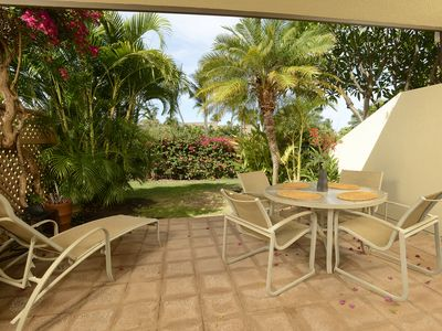 Photo for Save up to 25% OFF!!  Maui Kamaole 1BD Garden View #M101