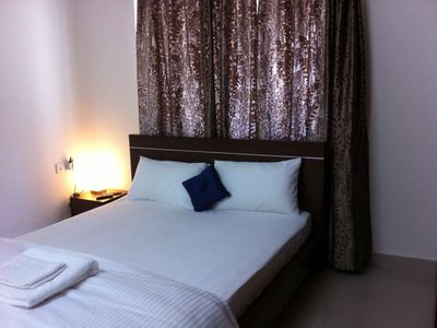 Photo for Comfortable 3 Bedroom Apt close to MG Road, Commercial Street and Ulsoor Lake