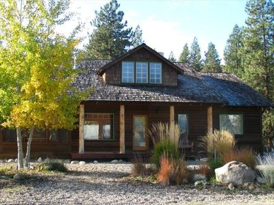 Photo for Live Like A Local - Beautiful Winthrop Home close to ski/hiking trails