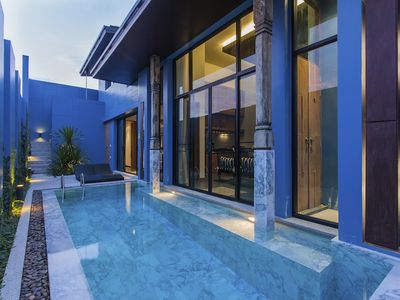 Photo for VW1: Wings Villas 1BR Private Pool- Layan beach