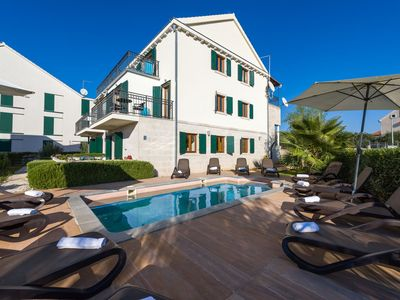 Photo for Apartment Epona with Swimming Pool I - Two Bedroom Apartment, Sleeps 6