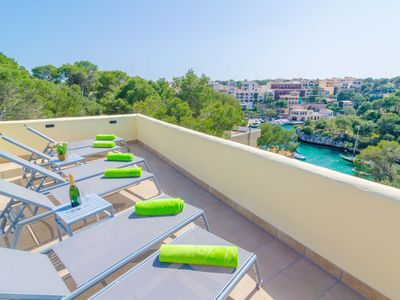 Photo for CAL FIGUERA - Chalet with sea views in CALA FIGUERA .