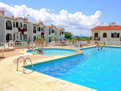 Photo for Apartment in Complex with Pool - Girasol Garden Superior 2 C