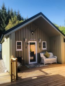 Photo for Antler Cabin    Cosy Glam Glamping pod  in Spean Bridge FortWilliam, Highlands