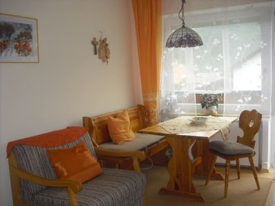 Photo for Appartement (26qm), Balkon, Kochnische, 1 Wohn-/Schlafzimmer, max 2 Personen