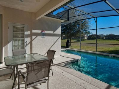 Photo for 4 BEDS, 3 BATHS, NEWLY REMODELED, PRIVATE POOL + GAMEROOM. FREE WIFI!!