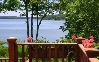 Photo for Biello Cottage - on the water in Trenton