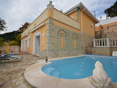 Photo for Villa de Mar TRAUMBLICK, Private Pool, Free WiFi